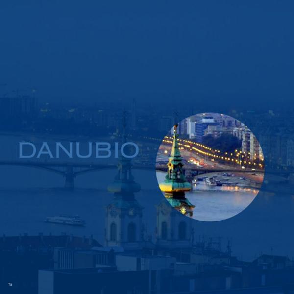 Colección DANUBIO